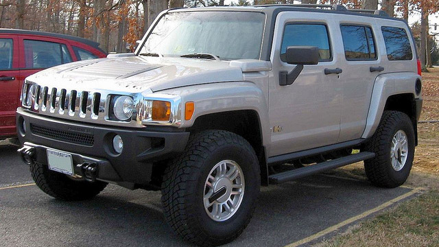 HUMMER Service and Repair | Silverdale Transmissions
